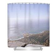 Signal Hill Shower Curtain