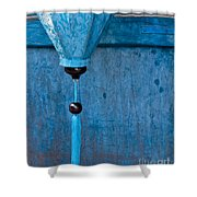 Silk Lantern 01 Shower Curtain