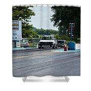 Silver Dodge Omni Glhs - 03 Shower Curtain