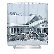 Silver Lining Gallery 6805 Shower Curtain