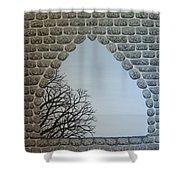 Silverstonecastle2 Shower Curtain
