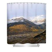 Silverton Colorado Shower Curtain