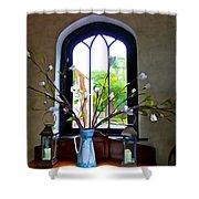 Simple Elegance Shower Curtain