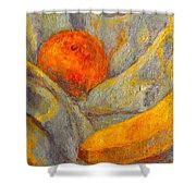 Simple Life Shower Curtain