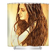 Simplicty Shower Curtain