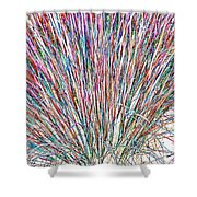 Simply Grass 2 Shower Curtain