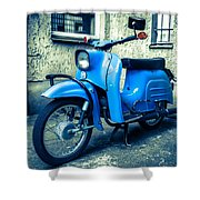 Simson Schwalbe Kr51 Shower Curtain