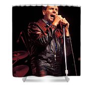 Singer Freddie Canon Shower Curtain