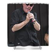 Singer Mitch Ryder Shower Curtain