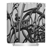 Singer Shower Curtain