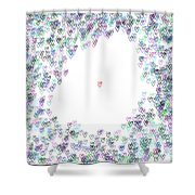 Single IIi ... Shower Curtain