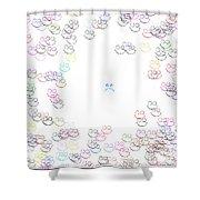 Single Iv ... Shower Curtain