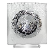 Sink Shower Curtain