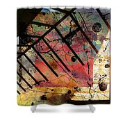 Sins Of Purity  Shower Curtain