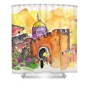 Sintra Castle Shower Curtain