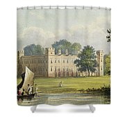 Sion House, From R. Ackermanns Shower Curtain