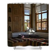 Sipahioglu Museum Shower Curtain