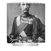 Sir George Stewart White (1835-1912) Shower Curtain