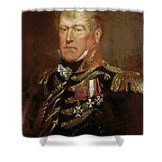Sir George Wood (1767-1831) Shower Curtain