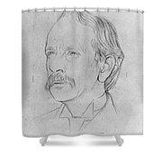 Sir J.j. Thomson (1856-1940) Shower Curtain