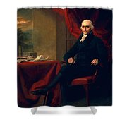 Sir William Miller, Lord Glenlee Shower Curtain