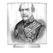 Sir William Williams  (1800-1883) Shower Curtain