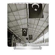 Sirkeci Shower Curtain