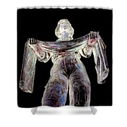 Sister Soldier Shower Curtain