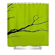 Sitting Around Prt 3 Shower Curtain