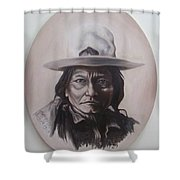 Sitting Bull Shower Curtain