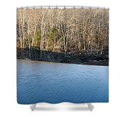 Situate Dam Shower Curtain