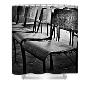 Sixth Seat  Shower Curtain