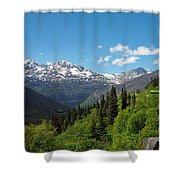 Skagway 7 Shower Curtain