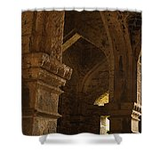 Skc 3281 Architecture Of An Era Shower Curtain