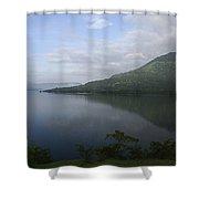 Skc 3961 Lyrical Landscape Shower Curtain