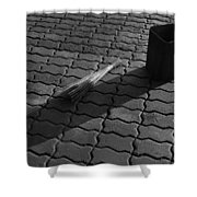 Skc 3965 Neat And Tidy Shower Curtain