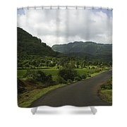 Skc 4002 A Pleasure Drive Shower Curtain