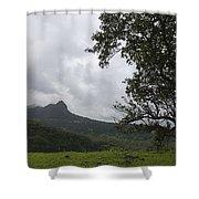 Skc 4006 Customized Landscape Shower Curtain