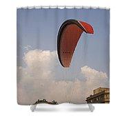Skc 4615 Landing Shower Curtain