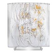 Skeleton 652 - Marucii Shower Curtain