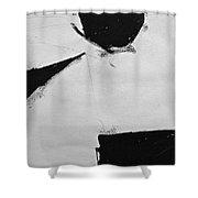 Sketchbook 1  Pg 33 Shower Curtain by Cliff Spohn