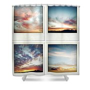 Skies Shower Curtain