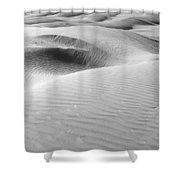 Skn 1411 Soothing Sanddunes Shower Curtain