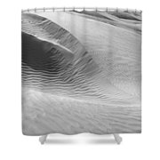 Skn 1417 Leaf Pattern Shower Curtain