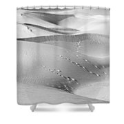 Skn 1420 The Graceful Dunes  Shower Curtain