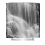 Skc 0218 Soothing Waterfall Shower Curtain