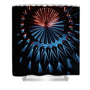 Skc 0268 Crystalware Shower Curtain