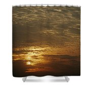 Skc 0361 Nature's Painting Shower Curtain