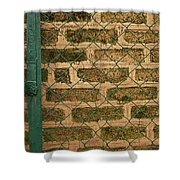 Skc 0404 Gate To The Wall Shower Curtain