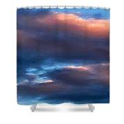 Sky 004 Shower Curtain